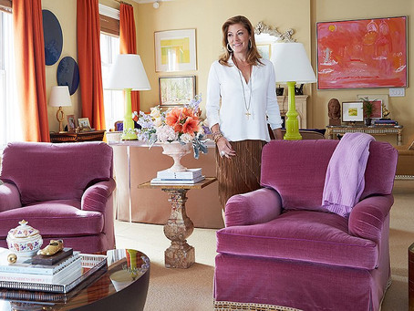 Fearless Decorator Feature: Amanda Nisbet Design