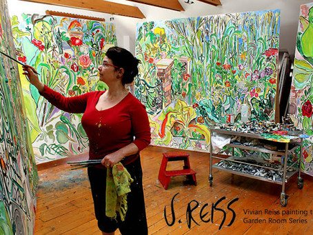 Fearless Decorator Feature: Vivian Reiss
