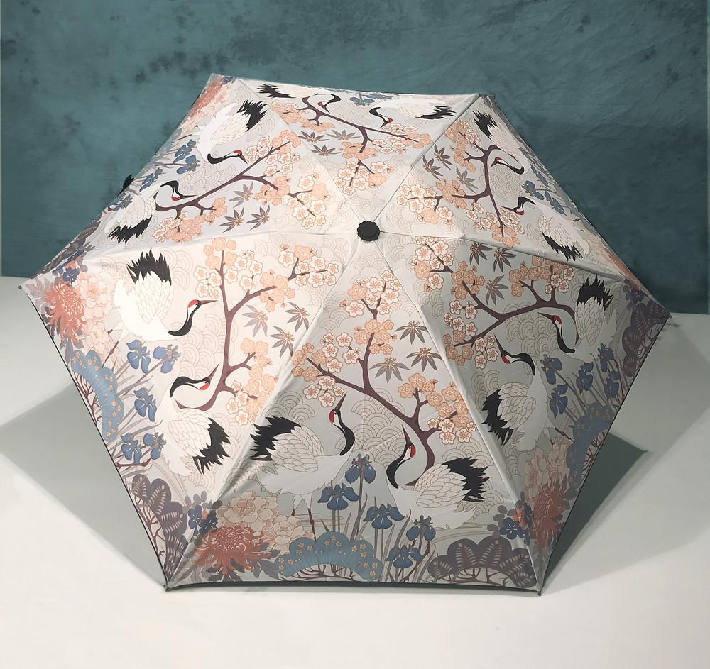 Japanese Garden anti UV umbrella