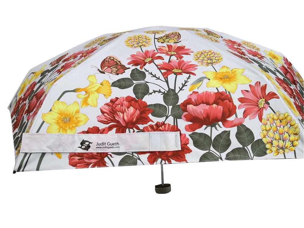 Butterfly Garden Sunshade Umbrella