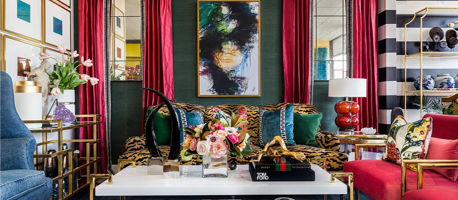 How to bring a touch of savanna style into your home -  Fearless Decorator Feature: Veronica Solomon
