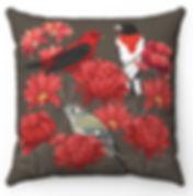 decorative pillow, spun Polyester pillow, throw pillow in Toronto, buy throw cushion in Toronto, Judit Gueth Design, thro