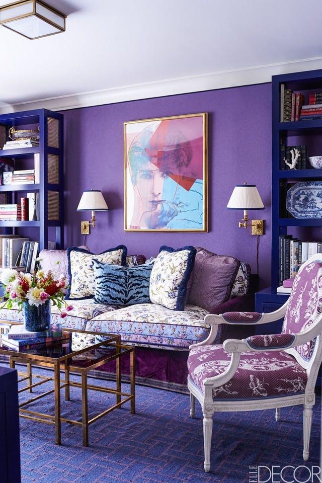A gorgeous analogous colour scheme. Image: Alex Papachristidis on Judit Gueth's blog