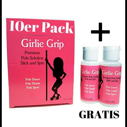 Girlie GRIP (10er Pack) + 2 GRATIS