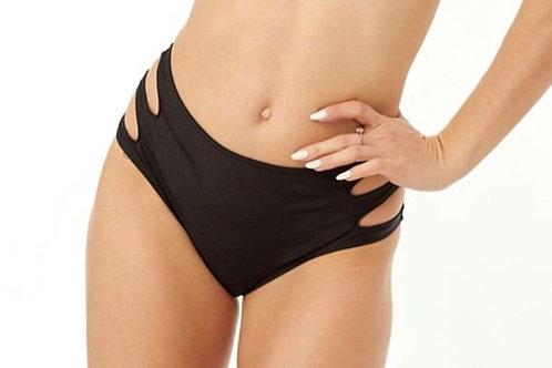 Cheeky - Black (Pole-Shorts)
