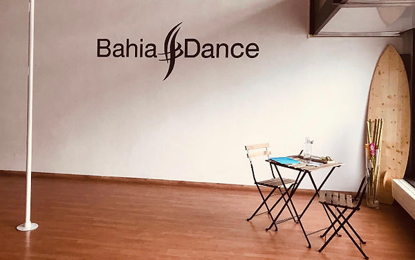Studio 1 Pole Dance Kurs im Bahia Dance in Thun