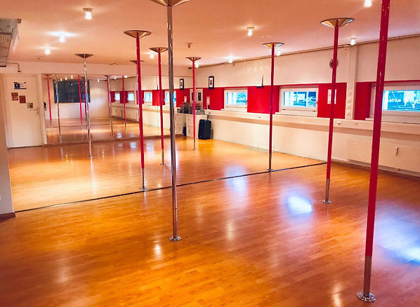 Studio 3 Pole Dance Kurs im Bahia Dance in Thun