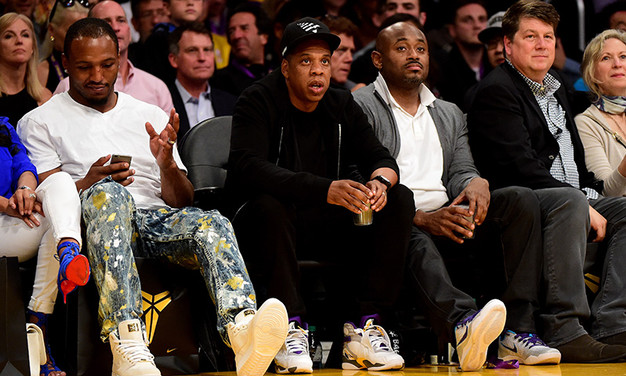 a3e12191b276 Puma Teams Up With Jay-Z To Revamp Position In The Basketball Sneaker Market