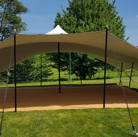 Simple Stretch Tent