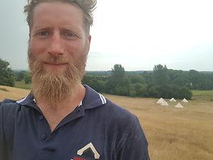 Great British Stretch Tents Kieran