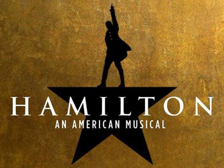 """""""Hamilton"""" è arrivato su Disney+"""