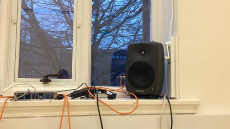 'Found Across Other Ebbs' Audio