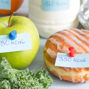 Counting calories, all you need to know.
