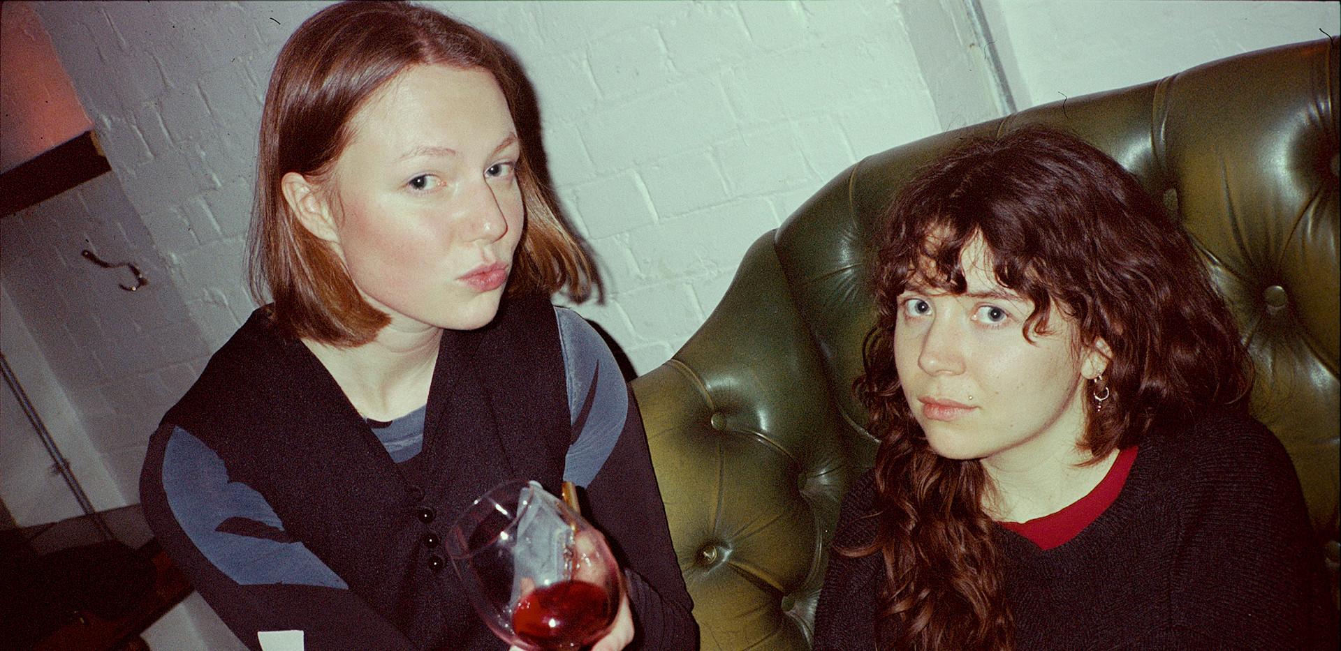 CLEMMIE BACHE + MATILDA LITTLE