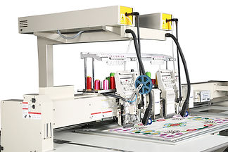 Multi Function Embroidery Machine