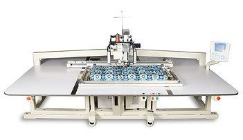 Automatic Bartacking Machine