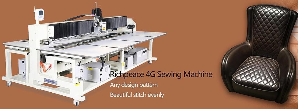 RICHPEACE Automatic Sewing Machine