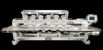 Multi Heads Embroidery Machine