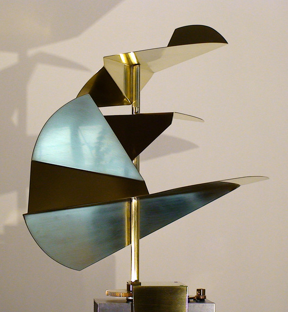 Revolving Brass Forms