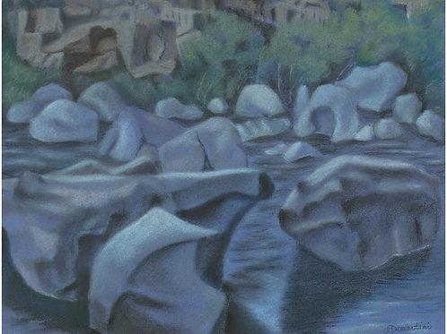 Rock Kingdom on Deschutes River