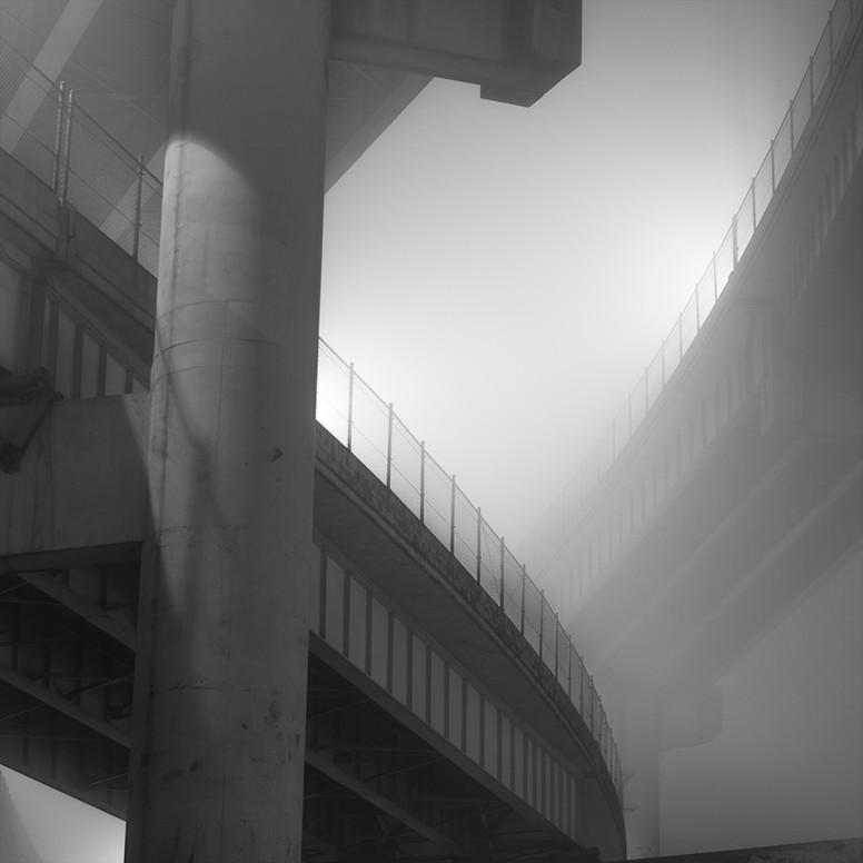 Foggy Marquam - PDX