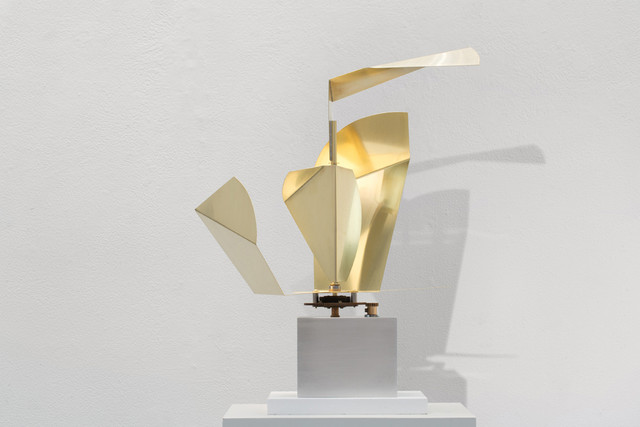Revolving Flower - Brass Forms 2019