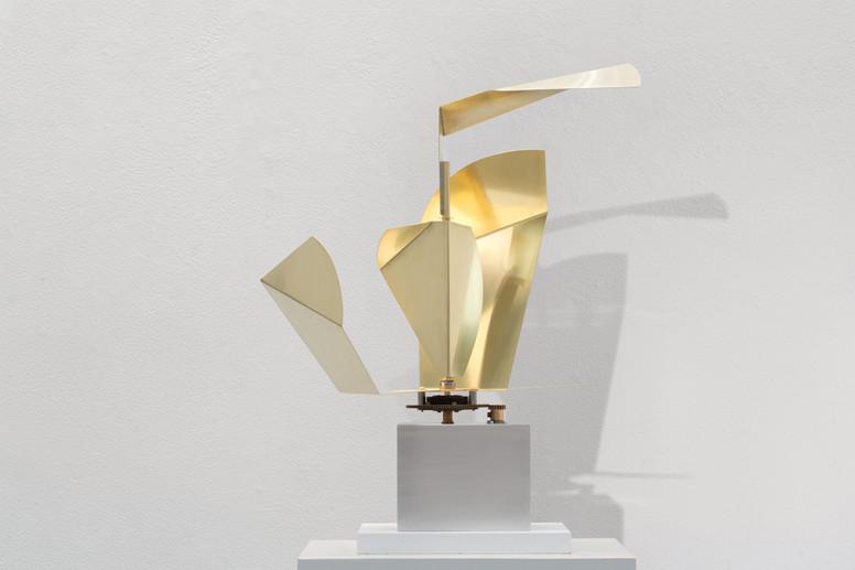 Revolving Flower - Brass Forms 2019