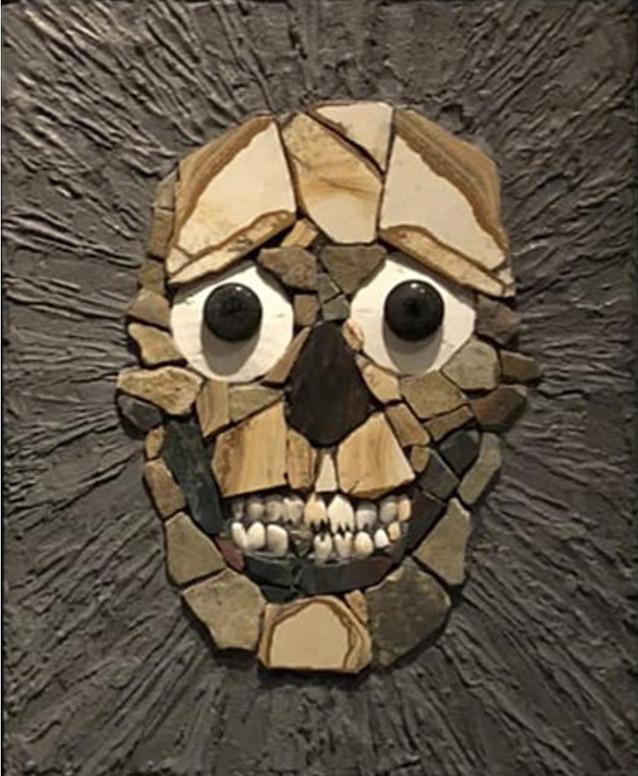 Sacrificial Skull (Calabera de sacrificios)