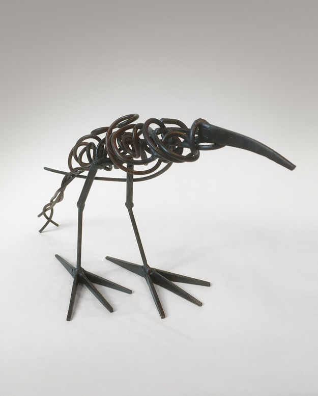 Scrap Wire Bird #2