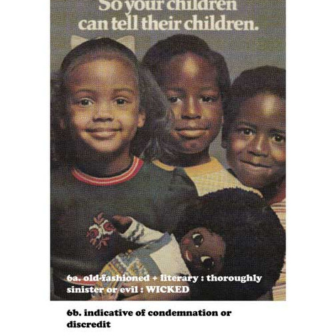 Intentional Black Definitions (4 of 7)