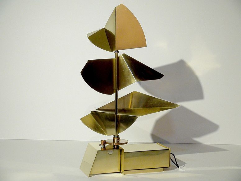 Revolving Brass Forms with bearings