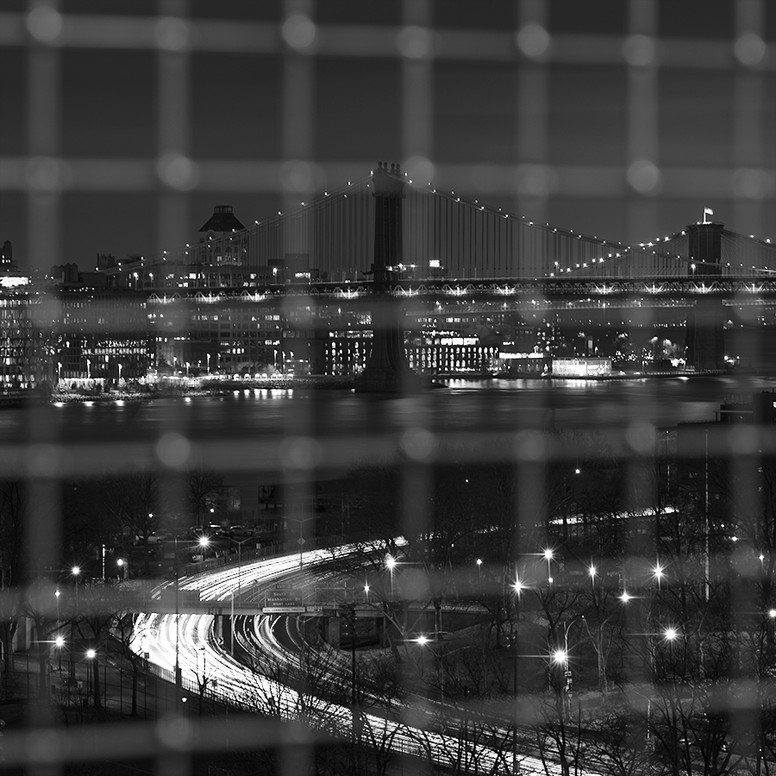 FDR and Two Bridges - NYC