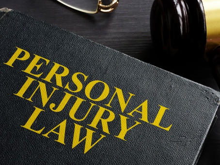 Proving Fault in Personal Injury Accidents: General Rules.