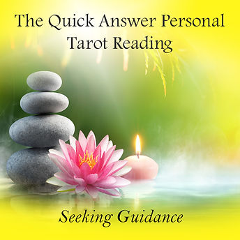 Quick Answer Tarot Reading