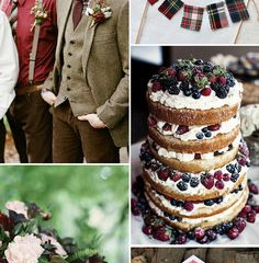 Winter Colors for your Special Event