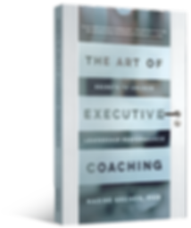 The Art of Executive Coaching Book, Nadine Greiner Phd