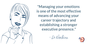 Quote by San Francisco Executive Coach Dr. Nadine Greiner Ph.D.