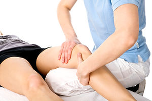 sports injury, knee pain