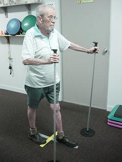 exercise rehabilitation, fitness classes, falls prevention