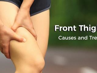 Thigh Strains / Quadriceps Strain / Rectus Femoris Strain