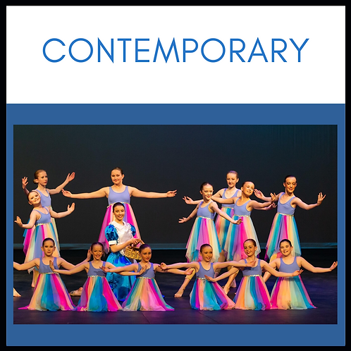 Contemporary - Intermediate THURSDAY 4.45pm to 5.30pm