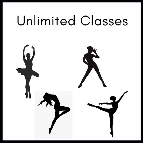 Unlimited Classes - $500 for Term 2, 2021