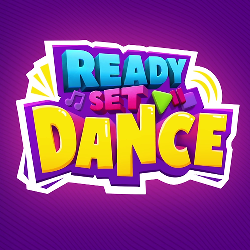 Ready Set Dance Level 1 SATURDAY 9.15am to 10.00am