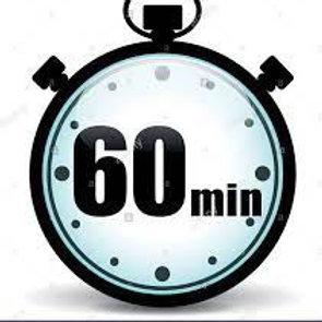 60 minute class