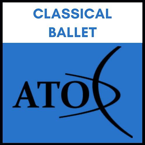 Grade 1 Ballet (Test 3) - Tuesday 4.00 to 4.45pm