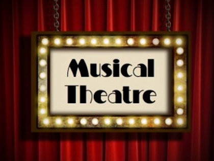 Musical Theatre WEDNESDAY 4.45pm to 5.30pm