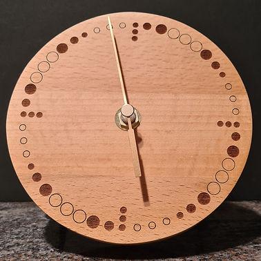 Breathing Clock