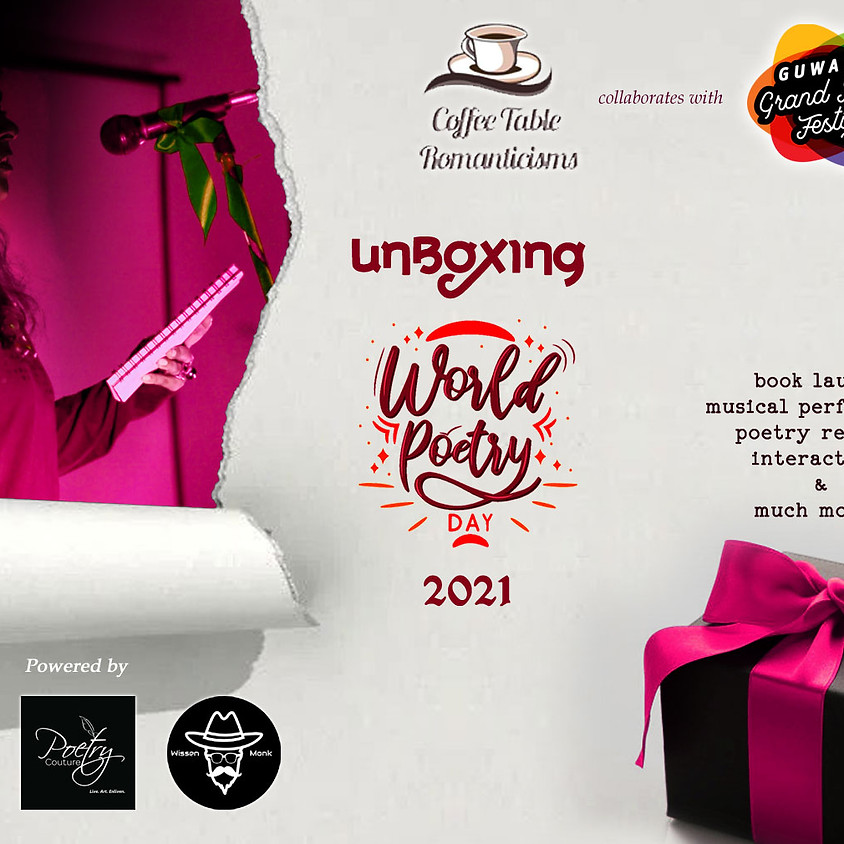 Unboxing World Poetry Day 2021