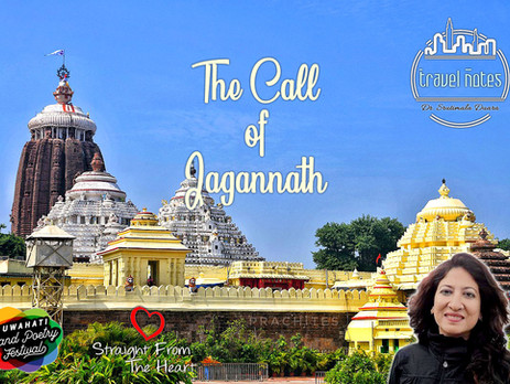 The Call of Jagannath