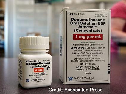 Dexametasona y corticosteroides